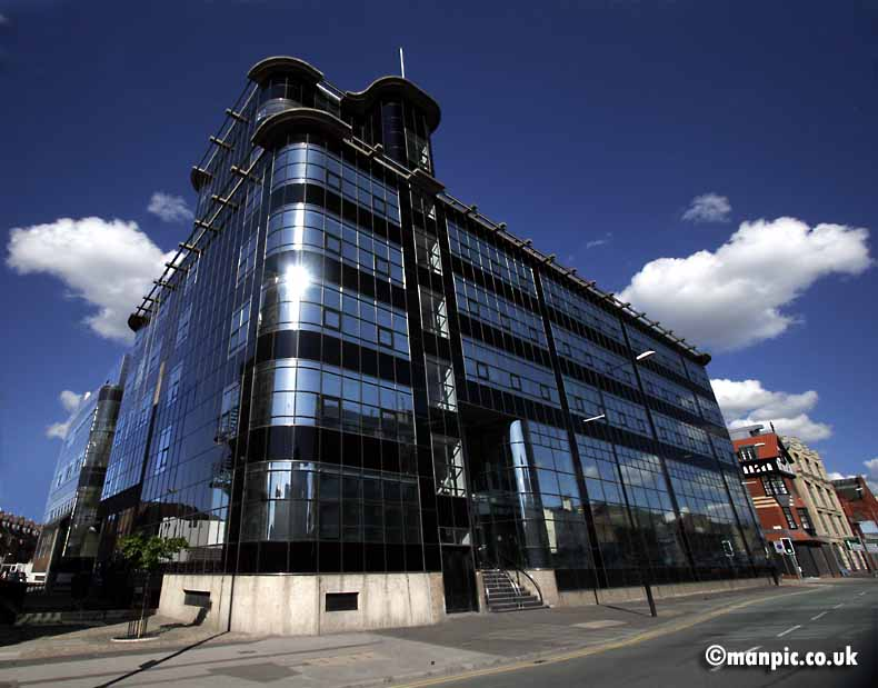the daily           express building manchester