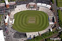 old trafford                   cricket ground aerial