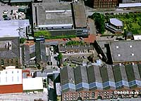 aerial                   photograph of manchester